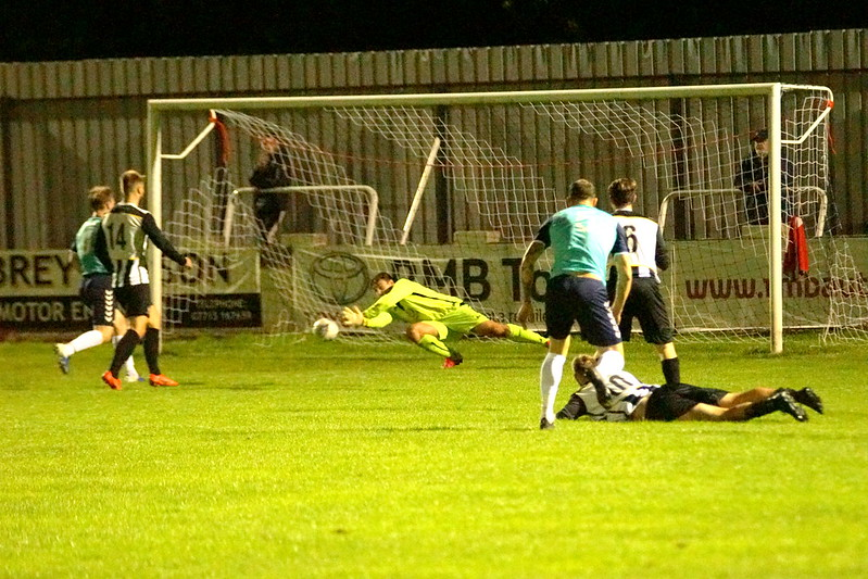 Frustrated Star return from Northallerton with a point