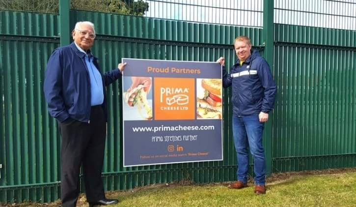 Prima Cheese Ltd become our latest partners